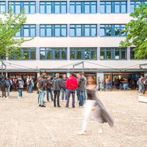 Berufskolleg Volksgartenstraße: Menü Bildungsangebote