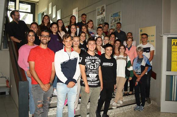 BKVGS - Schüleraustausch Partnerschule Logrono
